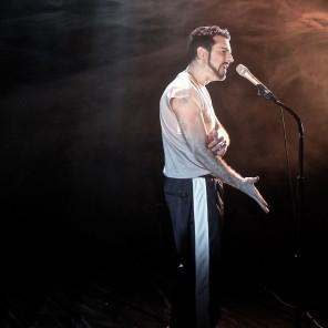 Des hommes en devenir, d'après Bruce Machart, mise en scène Emmanuel Meirieu, Théâtre Paris Villette