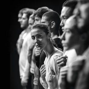 Grand Finale, chorégraphie et musique de Hofesh Shechter à La Villette / Théâtre de la Ville