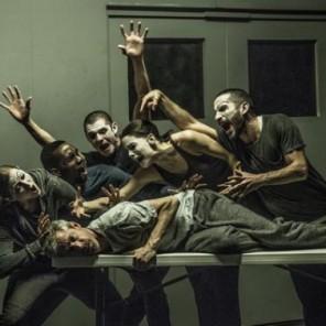 Betroffenheit, de Jonathon Young et Crystal Pite, danse-théâtre, Théâtre de la Colline