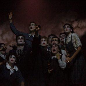 Le Radeau de la Méduse de Georg Kaiser, mise en scène de Thomas Jolly, Théâtre de l'Odéon / Ateliers Berthier