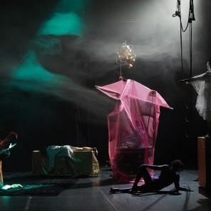 Dans le ventre de la ballerine, de Jean-Benoît Mollet, Cie Anomalie &…, Le Monfort