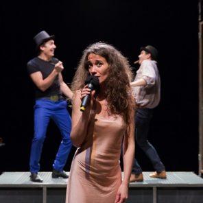 Depuis l'aube (ode aux clitoris), de Pauline Ribat, au 11. Gilgamesh Belleville, Festival d'Avignon Off