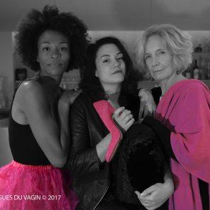 Les Monologues du Vagin, d'Eve Ensler, mise en scène Coralie Miller au Théâtre du Chien qui fume, au Festival Off d'Avignon