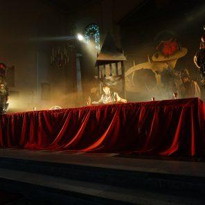 Macbeth, collectif Iris Theatre, Saint Paul's Church, Londres