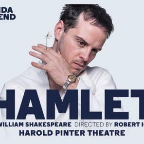Hamlet, mise en scène de Robert Icke, Harold Pinter Theatre, Londres