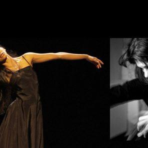 Bach Sonia Shantala, mise en scène de Stéphane Ricordel au Lycée Jacques Decour / Festival Paris L'Eté