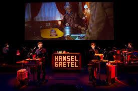 Hansel et Gretel, mise en scène de Samuel hercule et Métilde Wygergangs, Théâtre Paris Villette / Festival Paris l'été