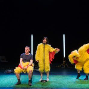 Real Magic, spectacle de Forced Entertainment, mise en scène de Tim Etchells, Théâtre de la Bastille / Festival d'Automne à Paris