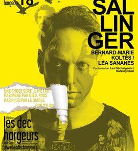 Sallinger, de Bernard-Marie Koltès, mise en scène Léa Sananes, au Théâtre Les Déchargeurs