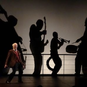 Novecento d'Alessandro Baricco, mise en scène André Dussolier, au Théâtre du Rond-Point