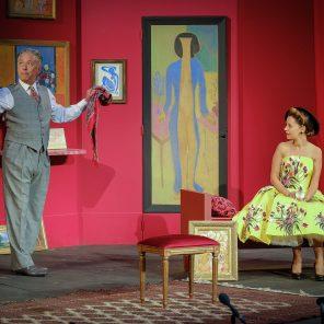 Faisons un rêve, de Sacha Guitry, mise en scène de Nicolas Briançon, Théâtre de la Madeleine