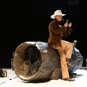 Haskell Junction, conception et mise en scène de Renaud Cojo, au Théâtre national de Bordeaux en Aquitaine