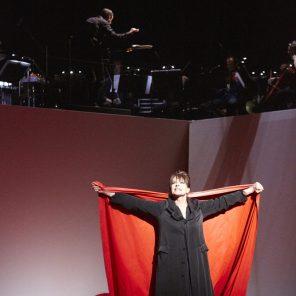 Cassandre, d'après un texte de Christa Woolf, musique de Michael Jarrel, mise en scène de Hervé Loichemol