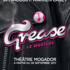 Grease, de Jim Jacobs et Warren Casey, mise en scène Véronique Bandelier au Théâtre Mogador