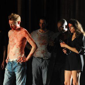 Des Territoires (…D'une prison l'autre…) de Baptiste Amann, au Théâtre de la Bastille / Festival d'Automne à Paris