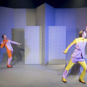 Sulki et Sulku ont des conversations intelligentes, de Jean-Michel Ribes, au Théâtre du Rond-Point