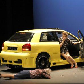 Bella Figura, écrit et mis en scène par Yasmina Reza, au Théâtre du Rond-Point