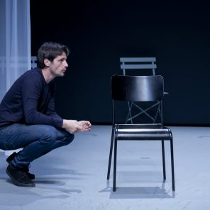 Vous n'aurez pas ma haine, d'après le récit d'Antoine Leiris, mise en scène de Benjamin Guillard, Théâtre du Rond-Point