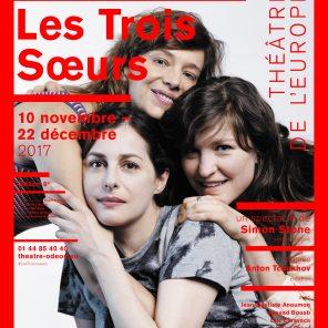 Les Trois sœurs, de Simon Stone d'après Anton Tchekhov, à l'Odéon-Théâtre de l'Europe