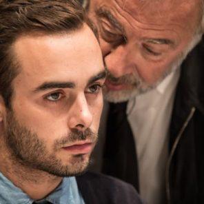 Festen, de Thomas Vinterberg et Mogens Rukov, adaptation théâtrale Bo Hr. Hansen, mise en scène Cyril Teste, au Théâtre de l'Odéon (Ateliers Berthier)
