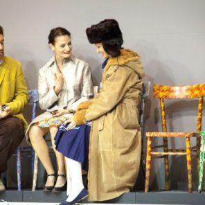 La vita ferma (la vie suspendue), texte et mise en scène Lucia Calamaro, Les Ateliers Berthier / Odéon Théâtre de l'Europe