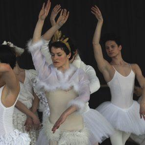 William Forsythe, Trisha Brown, Jérôme Bel, Ballet de l'Opéra de Lyon, à la Maison des Arts de Créteil