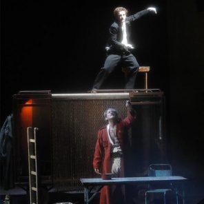 La Fuite ! de Mikhaïl Boulgakov, mise en scène de Macha Makeïeff, au TGP de Saint Denis