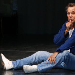 Adieu Ferdinand ! (Clémence), écrit et mis en scène par Philippe Caubère, au Théâtre de l'Athénée