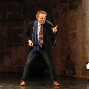Adieu Ferdinand (Le Casino de Namur), écrit et mis en scène par Philippe Caubère au Théâtre de l'Athénée