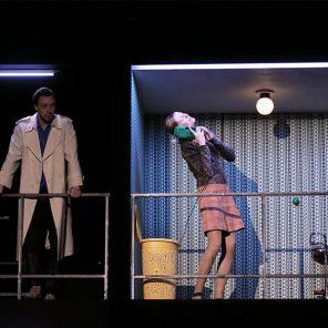 Kroum, de Hanokh Levin, mise en scène de Jean Bellorini, Théâtre Gérard Philipe, centre dramatique national de Saint-Denis