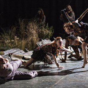 (s)acre, d'après le Sacre du Printemps d'Igor Stravinski, chorégraphie de David Drouard, au Théâtres de Suresnes Jean Vilar, Festival Suresnes Cité Danse