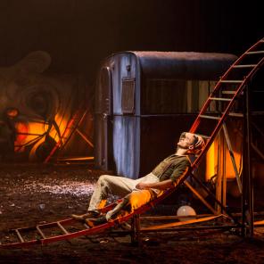 Peer Gynt, d'Henrik Ibsen, mise en scène de David Bobée, Théâtre des Gémeaux de Sceaux
