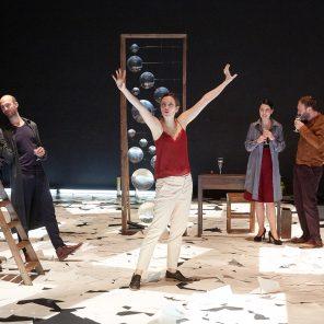 Bovary, texte et mise en scène de Tiago Rodrigues, au Théâtre de la Bastille