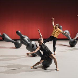 Oscyl, créé par Héla Fattoumi et Éric Amoureux, Chaillot-Théâtre national de la danse