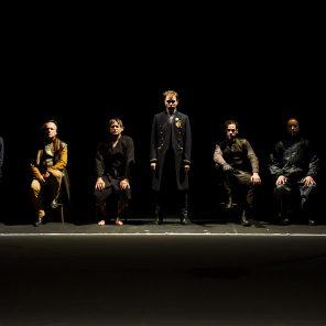 Richard II, de William Shakespeare, mise en scène de Guillaume Séverac-Schmitz, à la Maison des Arts de Créteil