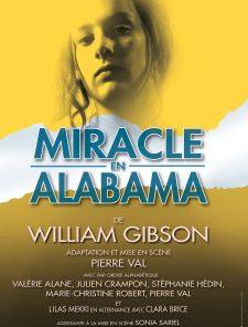 Miracle en Alabama de William Gibson, mise en scène Pierre Val, au Théâtre La Bruyère