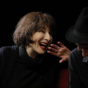Une actrice, de Philippe Minyana, mise en scène de Pierre Notte, Théâtre de Poche