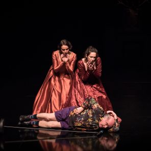 Comme il vous plaira de Shakespeare, mise en scène de Christophe Rauck, Théâtre 71