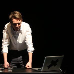 La Magie lente, de Denis Lachaud, mise en scène de Pierre Notte, à Artéphile, Festival d'Avignon