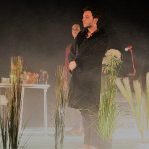 Mues, collectif La Faim du soir tard, au Théâtre de Belleville