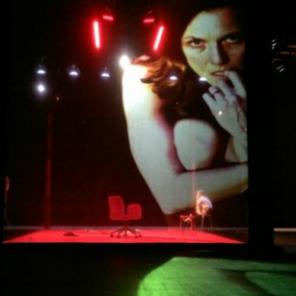 King Kong Théorie, de Virgine Despentes, mise en scène de Vanessa Larré, Théâtre de l'Atelier.