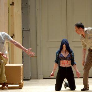 L'Avare de Molière, mise en scène de Ludovic Lagarde, théâtre de l'Odéon