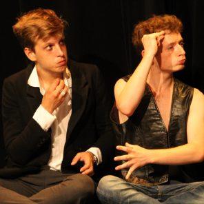 Le songe d'une nuit d'été, de William Shakespeare, mise en scène de Florence Le Corre et Philippe Person, au théâtre du Lucernaire