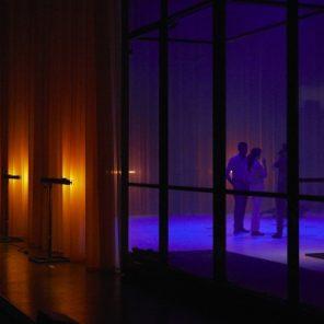 JOUEURS, MAO II, LES NOMS, d'après Don DeLillo, mise en scène de Julien Gosselin, à la FabricA, Festival d'Avigno