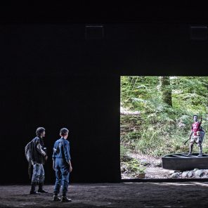 Littoral, de Wajdi Mouawad, mise en scène de Simon Delétang, Théâtre du Peuple de Bussang