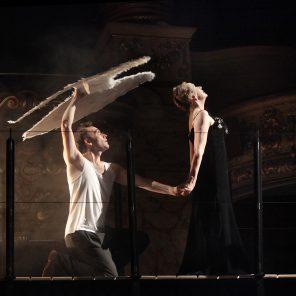 Italienne Scène et Orchestre, texte et mise en scène de Jean-François Sivadier, à la MC93, Festival Paris l'Eté