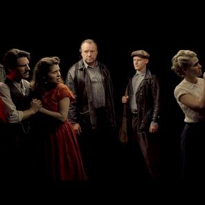 Les Nuits de la colère d'Armand Salacrou, mise en scène de Pierre Boucard, Théâtre du Roi René, Avignon