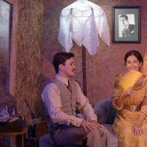 La Ménagerie de verre, de Tennessee Williams, mise en scène de Charlotte Rondelez, Théâtre de Poche Montparnasse