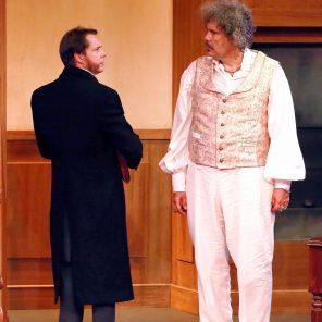 Signé Dumas, de Cyril Gély et Eric Rouquette, mise en scène Tristan Petitgirard, Théâtre La Bruyère
