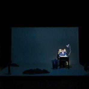 Moi, les Mammouths, de Manuela Draeger, mise en scène de Joris Mathieu au Théâtre Paris Villette